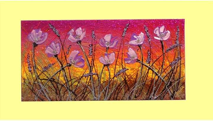 Vendita quadri online quadri moderni quadri astratti for Quadri fiori famosi